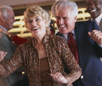 Танцы для пациентов с болезнью Паркинсона